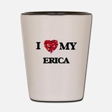 I love my Erica Shot Glass
