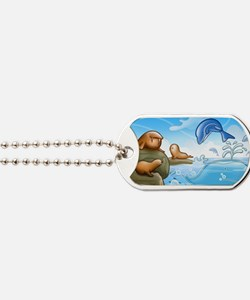 drawings for kids Dog Tags