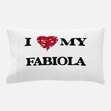 I love my Fabiola Pillow Case