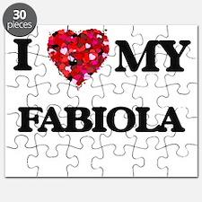 I love my Fabiola Puzzle