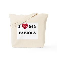 I love my Fabiola Tote Bag