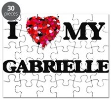I love my Gabrielle Puzzle