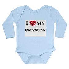 I love my Gwendolyn Body Suit