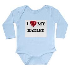I love my Hadley Body Suit