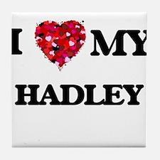 I love my Hadley Tile Coaster
