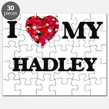I love my Hadley Puzzle