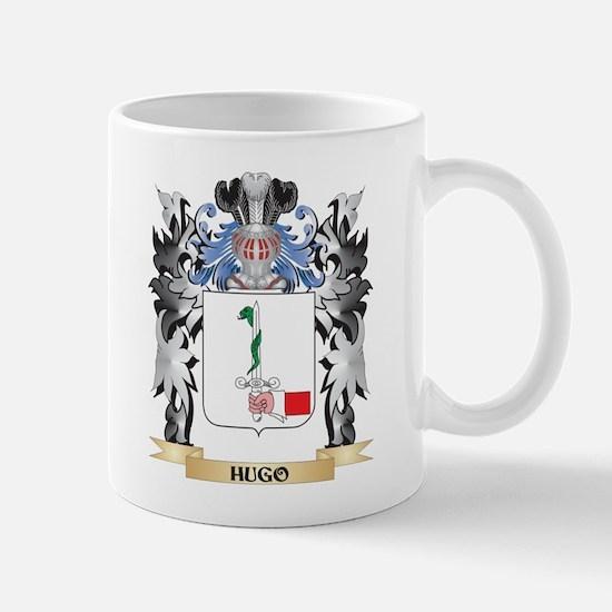Hugo Coat of Arms - Family Crest Mugs