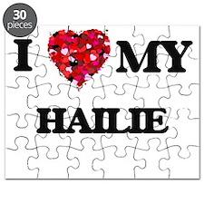 I love my Hailie Puzzle