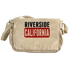 Riverside California Messenger Bag