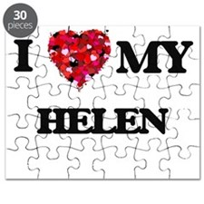 I love my Helen Puzzle