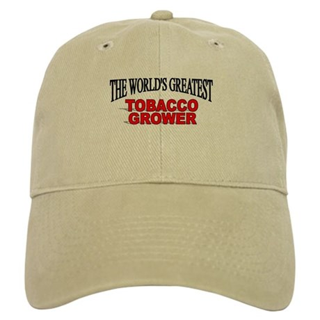 """The World's Greatest Tobacco Grower"" Cap"