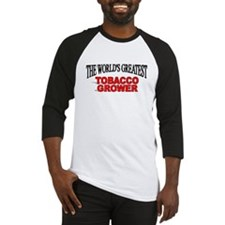 """""""The World's Greatest Tobacco Grower"""" Baseball Jer"""