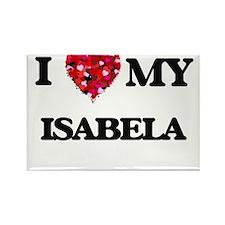 I love my Isabela Magnets