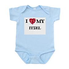 I love my Itzel Body Suit
