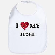 I love my Itzel Bib