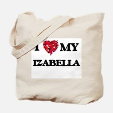 I love my Izabella Tote Bag