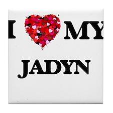 I love my Jadyn Tile Coaster