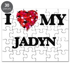 I love my Jadyn Puzzle