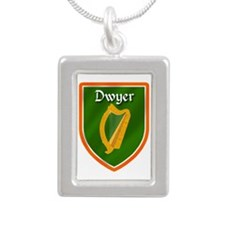Dwyer Family Crest Necklaces