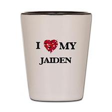 I love my Jaiden Shot Glass