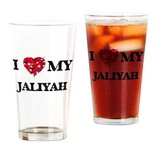 I love my Jaliyah Drinking Glass
