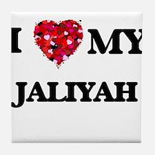 I love my Jaliyah Tile Coaster