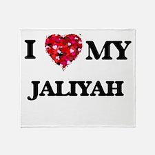 I love my Jaliyah Throw Blanket