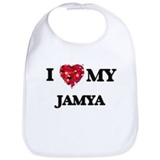 I love my Jamya Bib