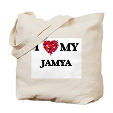 I love my Jamya Tote Bag