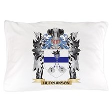 Hutchinson Coat of Arms - Family Crest Pillow Case