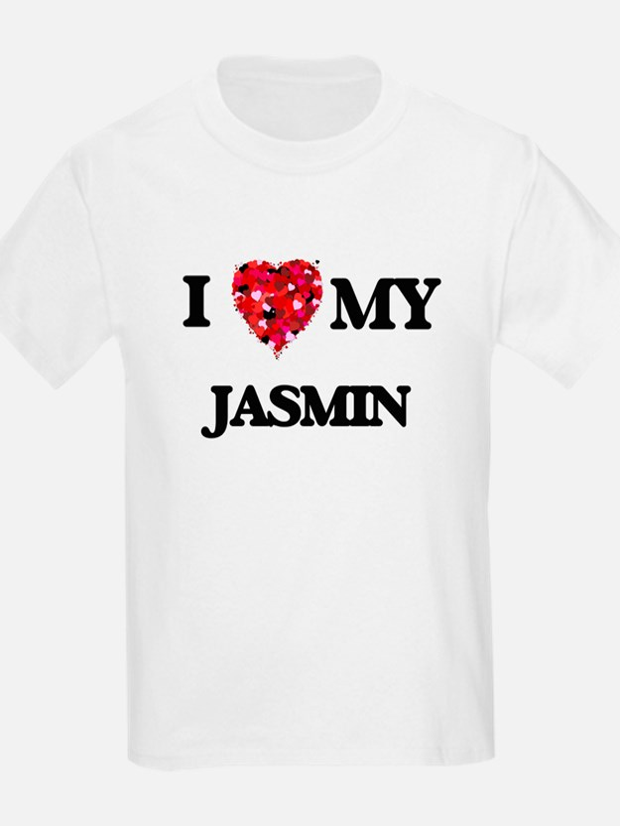 I love my Jasmin T-Shirt
