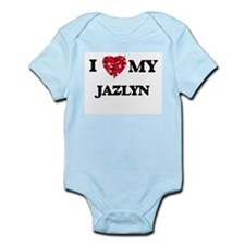 I love my Jazlyn Body Suit