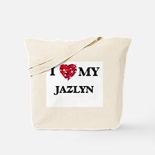 I love my Jazlyn Tote Bag