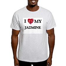 I love my Jazmine T-Shirt