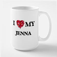 I love my Jenna Mugs