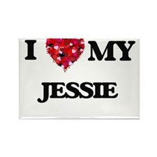 I love my Jessie Magnets