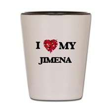 I love my Jimena Shot Glass