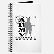 Uncle Proudly Serves - ARMY Journal