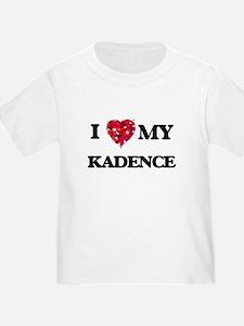 I love my Kadence T-Shirt