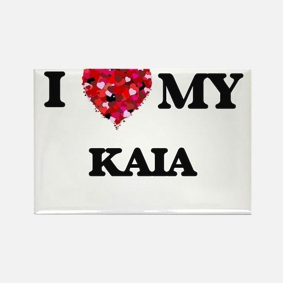 I love my Kaia Magnets