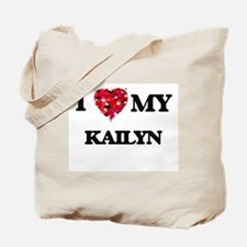 I love my Kailyn Tote Bag