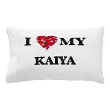 I love my Kaiya Pillow Case