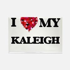 I love my Kaleigh Magnets