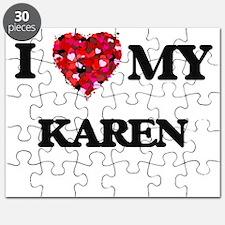 I love my Karen Puzzle