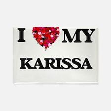 I love my Karissa Magnets