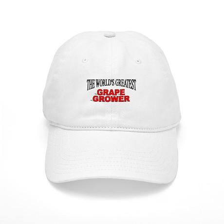 """The World's Greatest Grape Grower"" Cap"