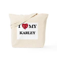 I love my Karley Tote Bag