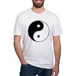 Yin Yang Fitted T-Shirt