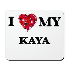 I love my Kaya Mousepad
