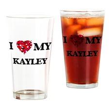 I love my Kayley Drinking Glass